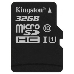 Kingston SDCS/32GBSP (microSDHC 32Gb class 10 UHS-I W/o adapter)