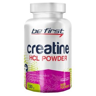 Креатин Be First Creatine HCL Powder (120 г)