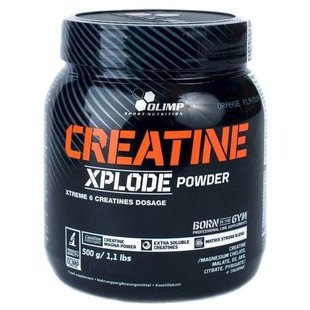 Креатин Olimp Xplode Powder (500 г)