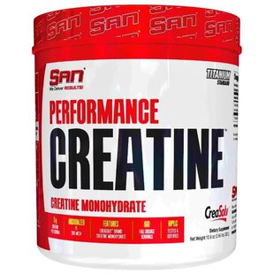 Креатин S.A.N. Performance Creatine (300 г)