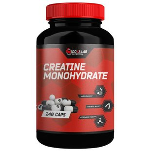 Креатин Do4a Lab Creatine Monohydrate (240 шт.)