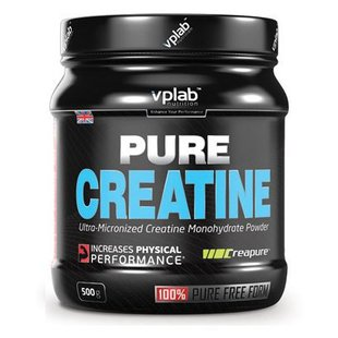 Креатин VP Laboratory Pure Creatine (500 г)