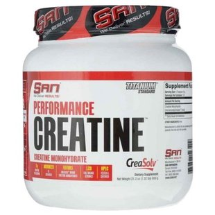 Креатин S.A.N. Performance Creatine (600 г)