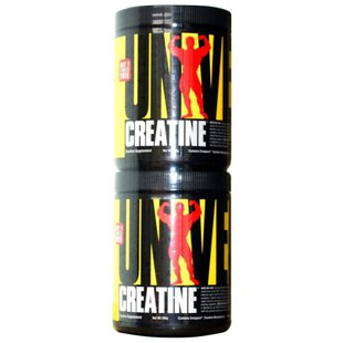 Креатин Universal Nutrition Creatine Powder (200+200 г)