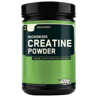 Креатин Optimum Nutrition Micronised Creatine Powder (300 г)