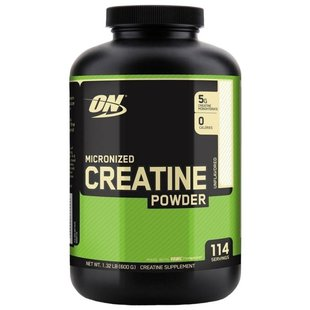 Креатин Optimum Nutrition Micronised Creatine Powder (600 г)
