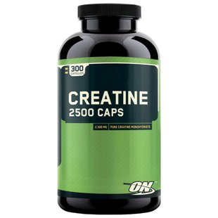 Креатин Optimum Nutrition Creatine 2500 Caps (300 шт)