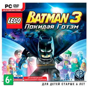 Warner Bros. LEGO Batman 3: Beyond Gotham