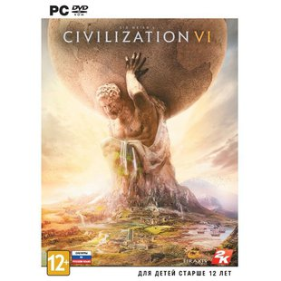 2K Games Sid Meier's Civilization VI