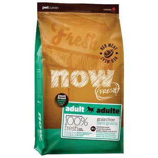Корм для собак NOW FRESH Grain Free Small Breed Red Meat for Adult Dogs