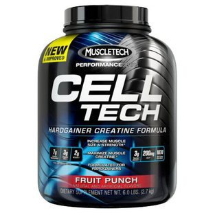 Креатин MuscleTech Cell-Tech Performance Series (2700 г)