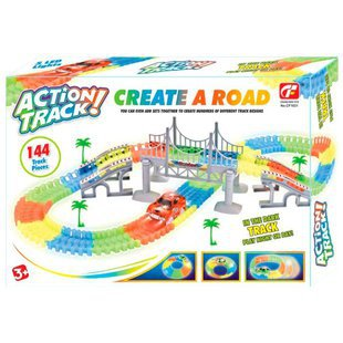 Трек Chuang Feng Toys Create a Road CF1631