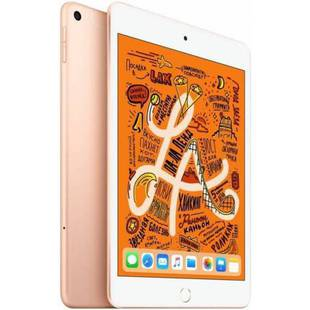 Apple iPad mini (2019) 64Gb Wi-Fi + Cellular (золотистый)