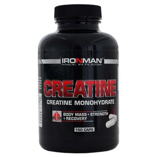Креатин IRONMAN Creatine (150 капсул)