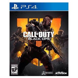 Activision Call of Duty: Black Ops 4