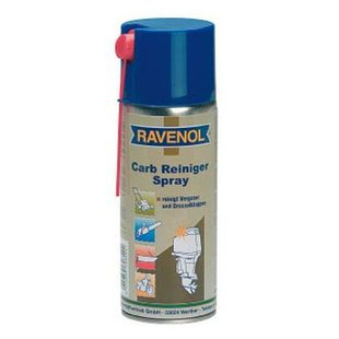 Очиститель Ravenol Carb Reiniger Spray