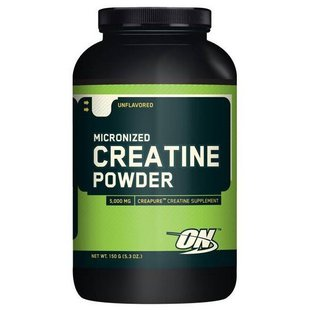Креатин Optimum Nutrition Micronised Creatine Powder (150 г)