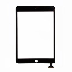 Тачскрин для Apple iPad Mini + кнопка Home (М0141544) (черный)